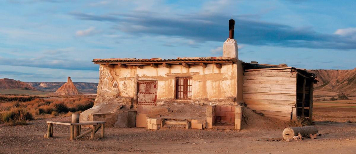Bardenas Cabaña Las Cortinas