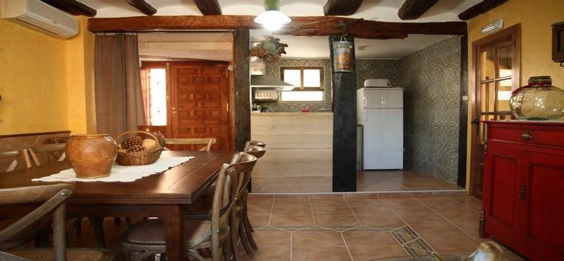 Casa Rural la Bardena Blanca