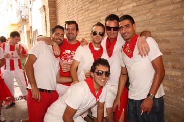Fiestas De Arguedas Jovenes 2013