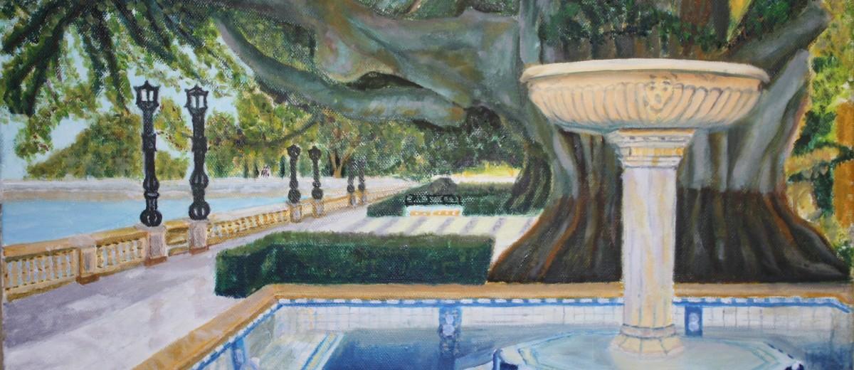 Exposición de José Enrique Ramírez