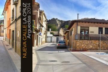 Arguedas Calle La Cruz