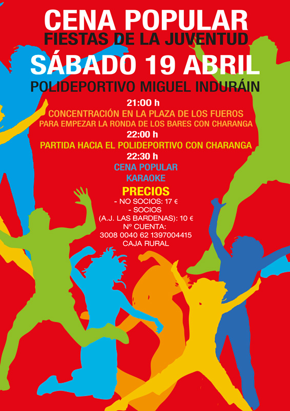 Cartel-Cena-Juventud-Arguedas-2014