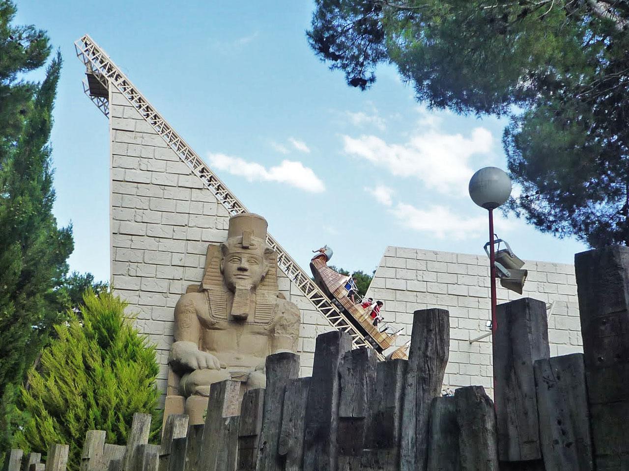Excursi n al parque de atracciones de zaragoza - Parque atracciones zaragoza ...