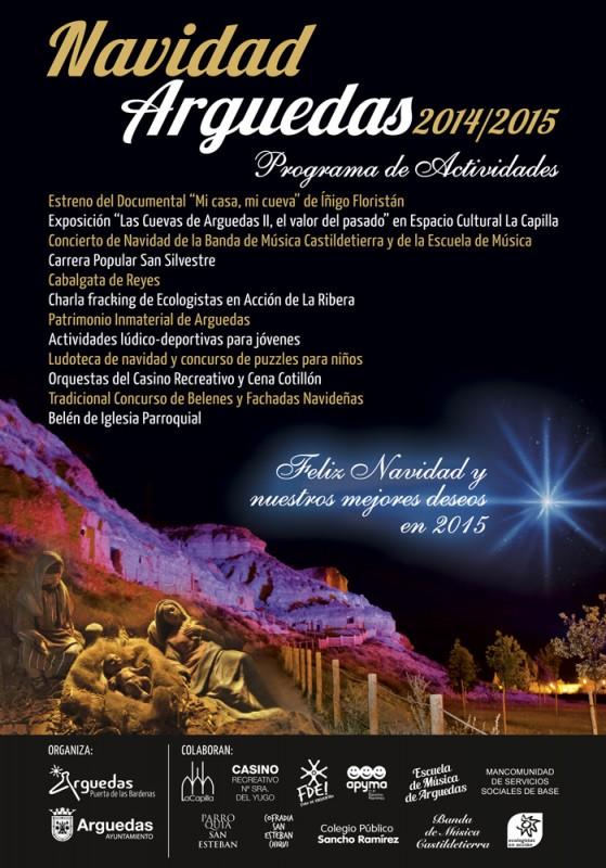 Navidad-Arguedas-2014-Cartel