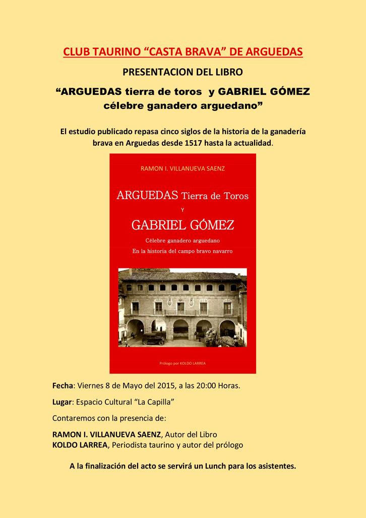 Presentacion-Libro-Toros-Arguedas-Cartel