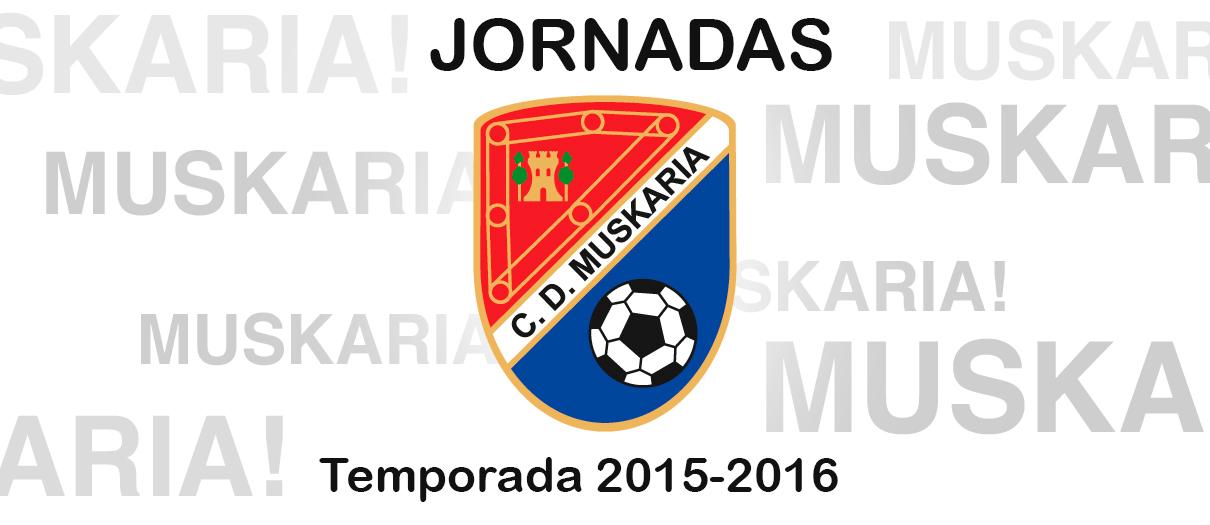 Muskaria-Jornadas