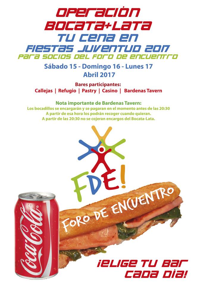 Bocata-Lata-Juventud-2017-Trazado
