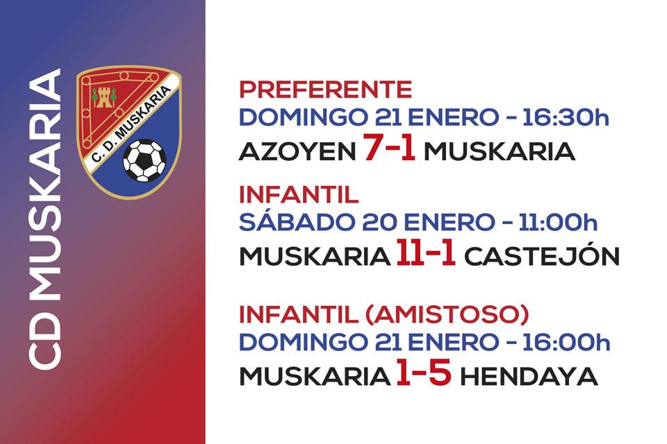 Muskaria-Resultados-20-y-21-Enero-2018