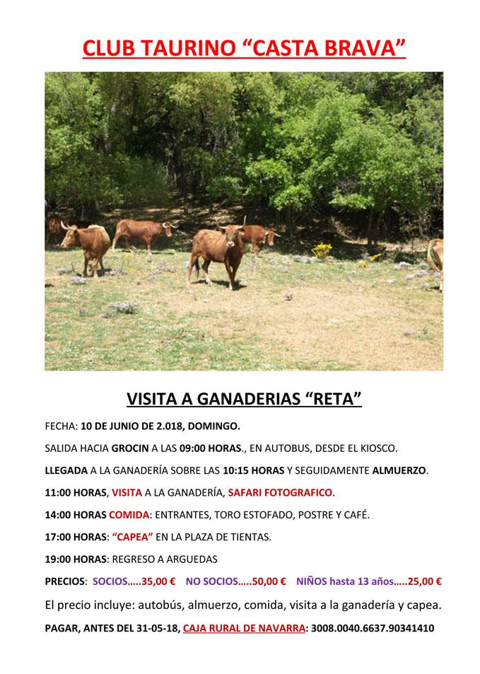 CARTEL-VIAJE-A-GANADERIAS-RETA-2018