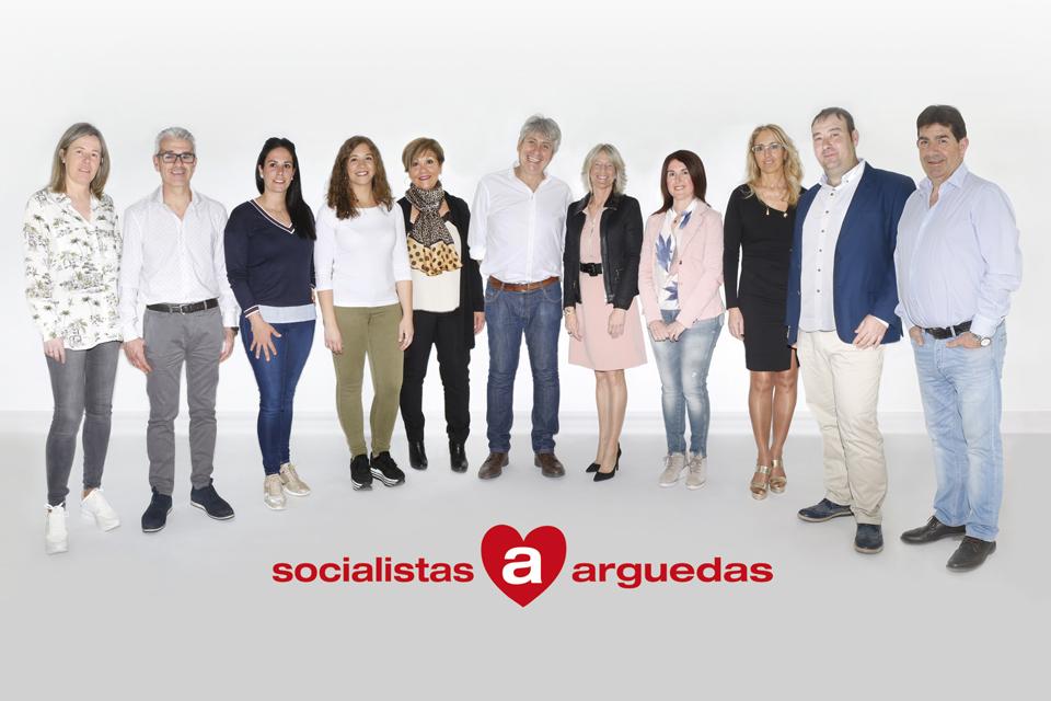 Candidatura-Socialistas-Arguedas-2019