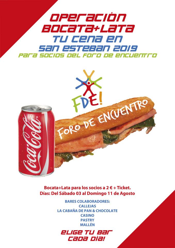 Operacion-Bocata-San-Esteban-TRAZADO-2019