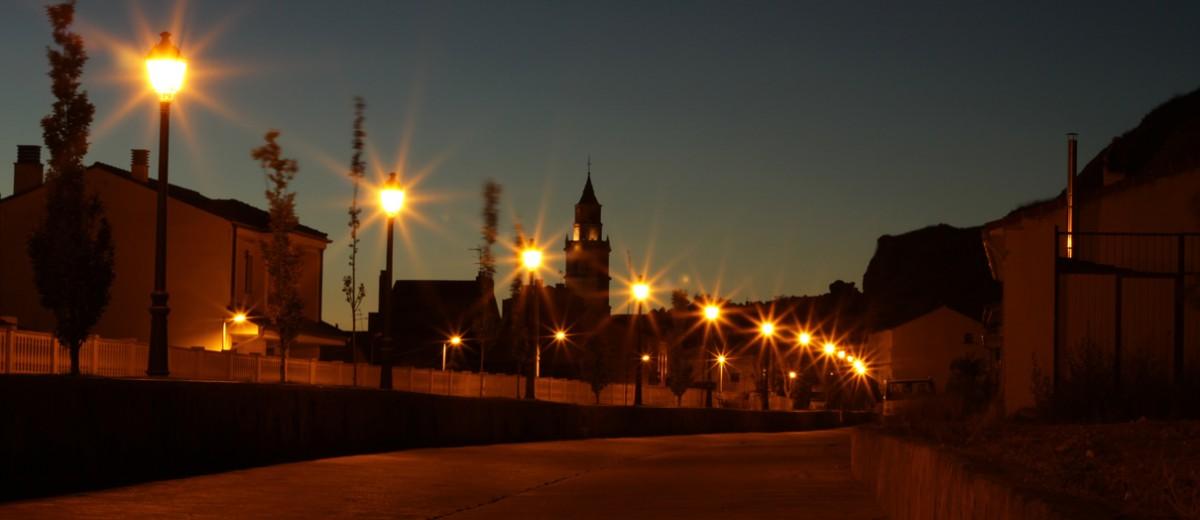 Arguedas-Atardecer-Torre