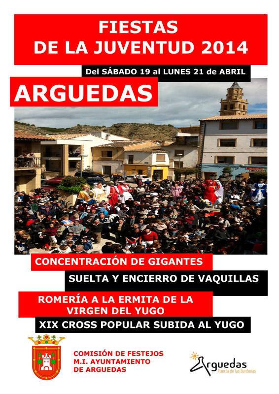 Cartel-Fiestas-Juventud-Arguedas-2014