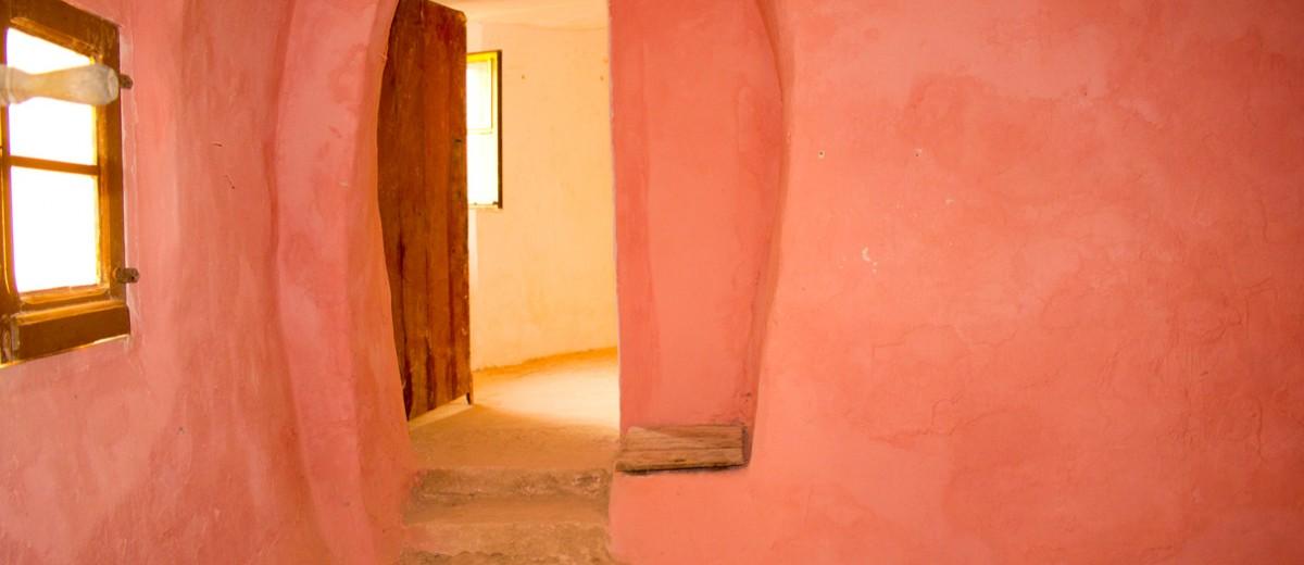 Arguedas acondiciona sus cuevas para facilitar la visita por el turismo
