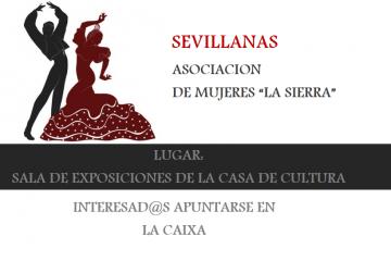 Curso Sevillanas