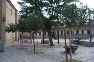plaza del tinglao Arguedas
