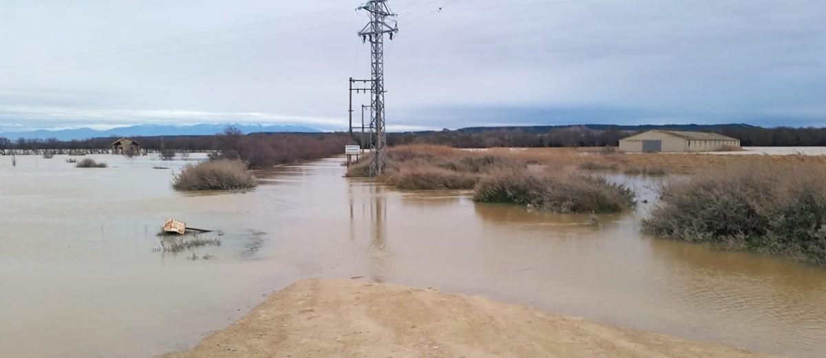 Salida Ebro Arguedas