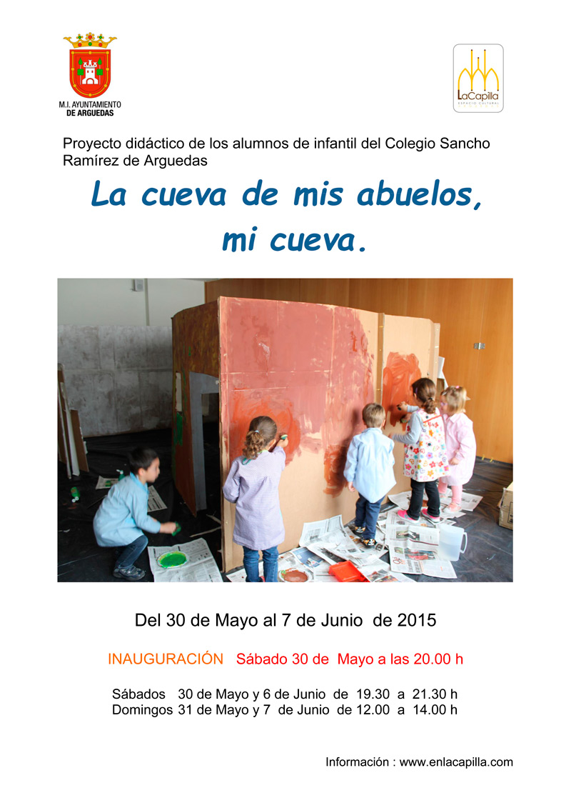 Cartel-Expo-Cuevas-infantil-Cole
