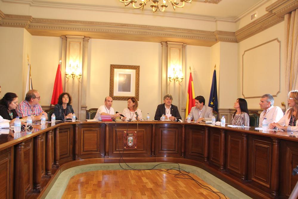 Constitución del Nuevo Ayuntamiento de Arguedas