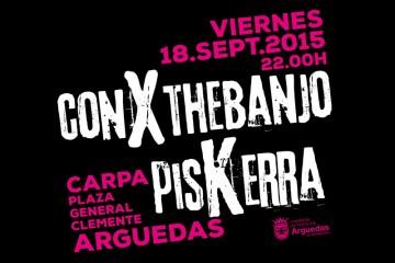 Con X The Banjo Piskerra Home