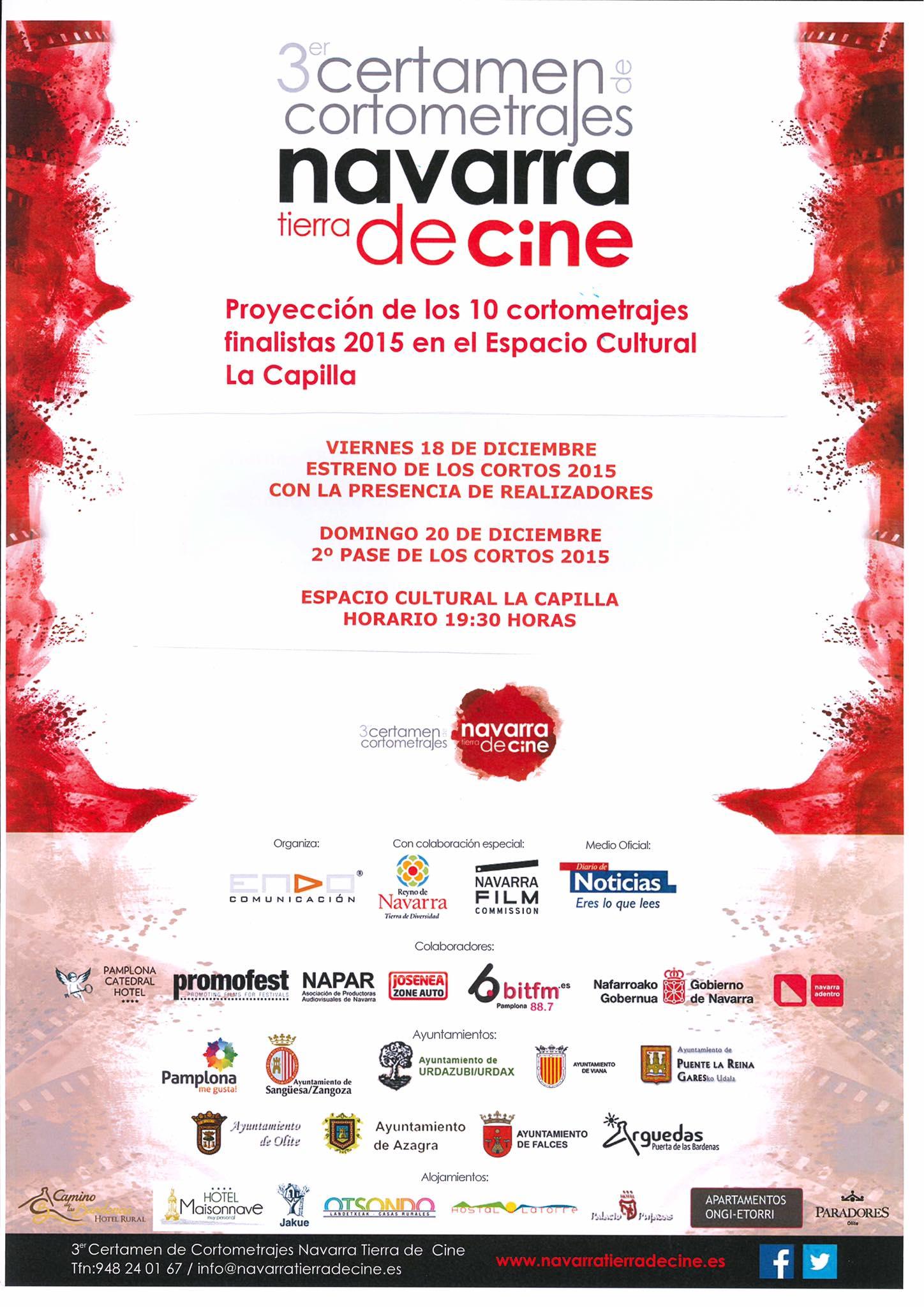 Navarra Tierra de cine en Arguedas