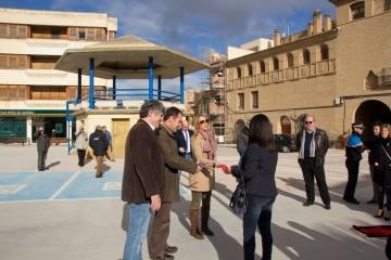 Inauguracion Plaza Arguedas  IMG