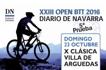 Open Diario de Navarra - Arguedas 2016