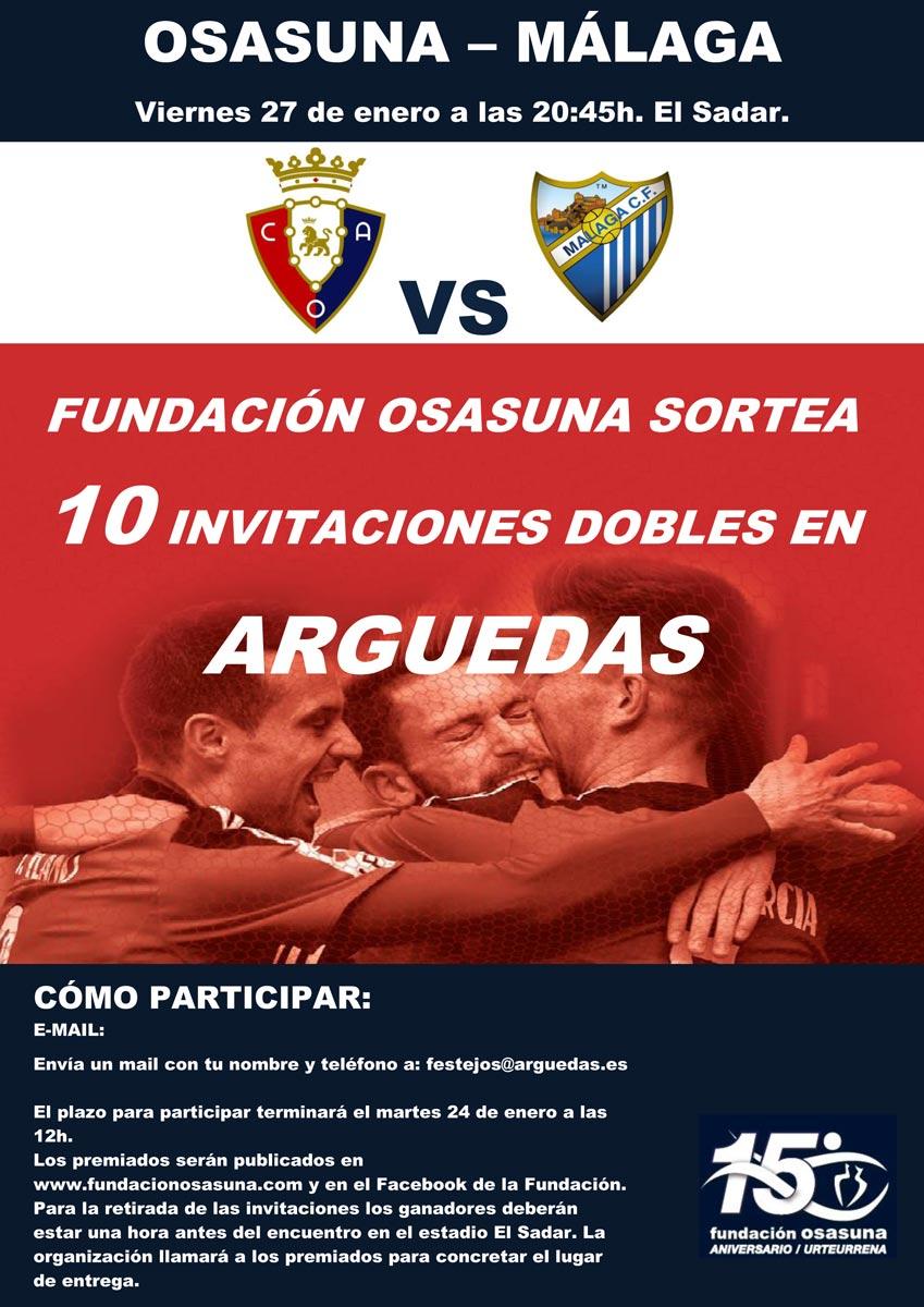 Osasuna-Malaga-Arguedas