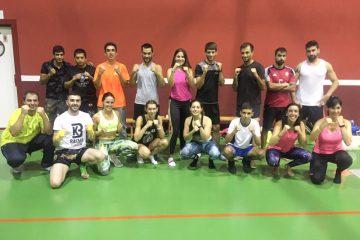 Kick Boxing Arguedas