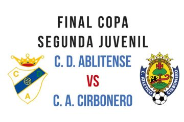Final Copa segunda Juvenil