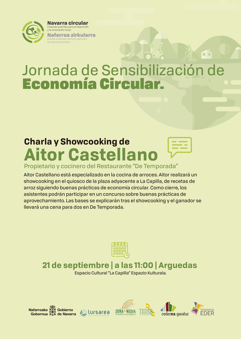 Cartel-CONSORCIO-EDER-Jornadas-del-Arroz-de-Arguedas