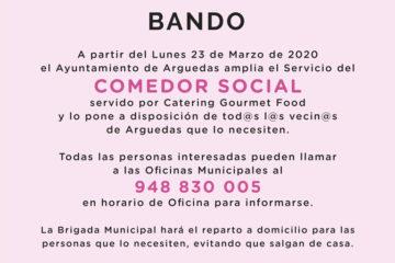 Comedor Social Arguedas 2020