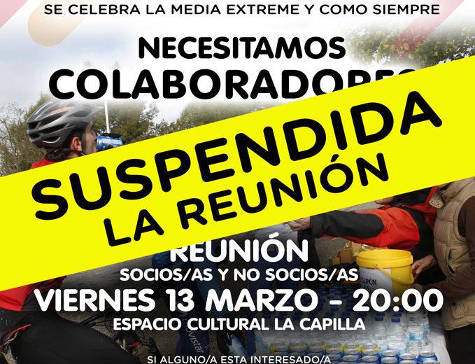 ReunionColaboradores Media Extreme SUSPENDIDA