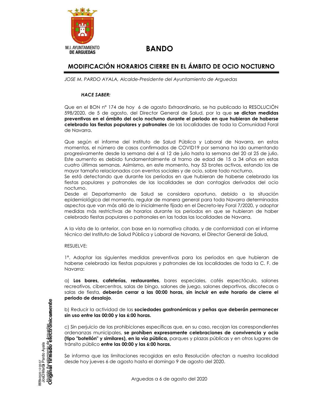 Arguedas-Bando-MODIFICACION-HORARIO-FIESTAS