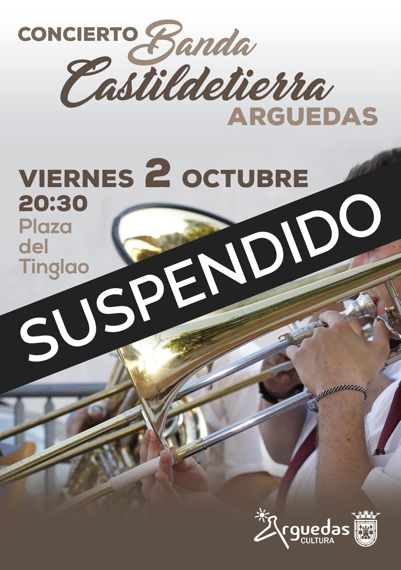 Banda-Castildetierra-Cartel-SUPENDIDO-02.10.20-WEB