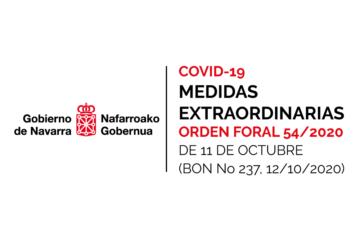 Medidas-Extraordinarias-Covid-19-Navarra-11-Octubre-2020