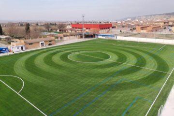 Nuevo Campo Futbol Arguedas