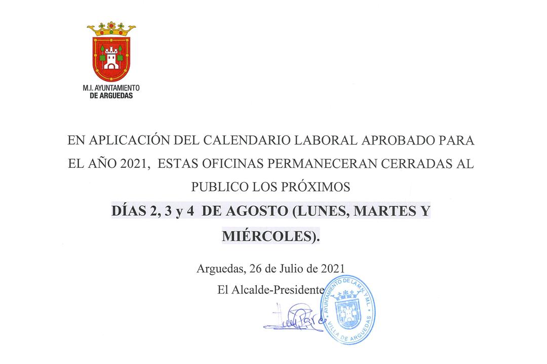Arguedas-Cierre-Ayuntamiento-Agosto-2021
